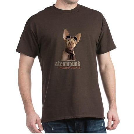 steampunk_tshirt -brown