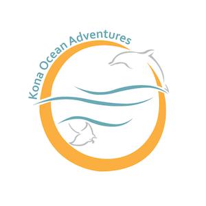 logo kona ocean adventures